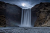 In a dream (Mika Laitinen) Tags: canon5dmarkiv europe iceland skógafoss skógar cloud dreamscape landscape longexposure mountain nature outdoors rock sky water waterfall southernregion is