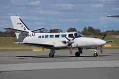 VH-LAA - Reims-Cessna F406 Caravan II (johnedmond) Tags: perth ypjt westernaustralia australia jandakot jad reims cessna f406 caravan aviation aircraft aeroplane airplane plane sel55210 55210mm ilce3500 sony