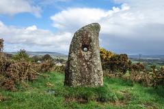 Boley Holestone (Eskling) Tags: holestone standing stone boley doagh ballyboley coantrim northern ireland megalith bronzeage archaeology
