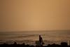 La Santa (Ivan Herrador) Tags: lasantalanzarote lanzarotecanaryislands spain nikon nikond3 nikkor nikkor300mm45ai bodyboard beach ocean sea people reef lavareef bodyboarder volcanicreef sunset