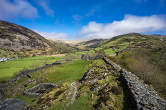 Castell y Bere (Neilpl) Tags: wales uk snowdonia mountains castle river dysynni springtime landscape travel holiday nature grass naturalbeauty sony a7rii zeiss loxia 21mm beautiful sunshine