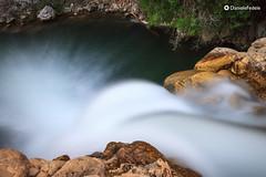 Il Muraglione, cascata del Melfa (daniele.fedele) Tags: paesaggio roccasecca acqua fiume melfa