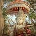 Balinese Hindu Temple Complex, Menjangan Island, Bali