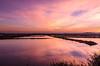 Sunrise under the Salt Plans 1130 (_Rjc9666_) Tags: algarve beach coastline colors landscape nikond5100 orange portugal praia saltplans sea seascape sky sun sunset tamron2470f28 tavira ©ruijorge9666 sunrise 2147 1130