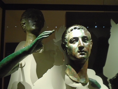 sculpture group of Azaila