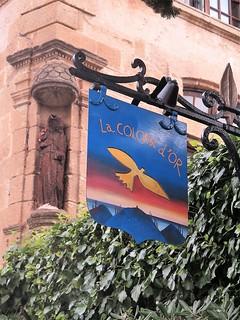 Saint-Paul-de-Vence, walk in the historic city centre