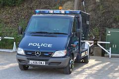LX06 EWJ (JKEmergencyPics) Tags: metropolitan police mercedes sprinter special escort group prisoner transport vehicle armoured emergency lx06ewj lx06 ewj service