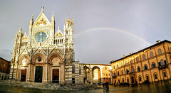 Siena Duomo (MelindaChan ^..^) Tags: italy 意大利 chanmelmel mel melinda melindachan siena history heritage life architecture old city