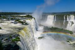 The Iguazu Falls (RoiMarteau) Tags: cataratas misiones argentina iguazuriver paraná devilsthroat