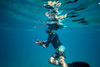 IMG_0060A (Aaron Lynton) Tags: lyntonproductions diving makena bubble cave reflection canon maui hawaii 7d spl und underwater