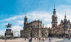 Theaterplatz, Dresden (Sascha Selli) Tags: leicam10 leica trielmar283550mmf4e55 dresden theaterplatz germany deutschland europa europe saxony sachsen