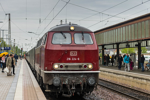 IGE 216 224 | Trier Hbf
