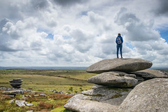 20180512 The Cheesewring, Bodmin Moor, Cornwall-1 (Philip George) Tags: bodminmoor cornwall england greatbritain landscape landscapes mines minions outdoors thecheesewring unitedkingdom