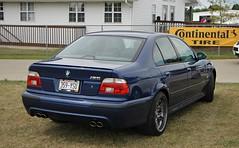 BMW M5 (E39) (SPV Automotive) Tags: bmw m5 e39 sedan exotic sports car blue