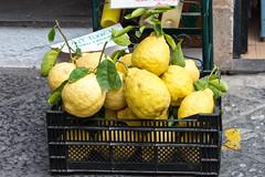 The Famous Amalfi Lemons (MikePScott) Tags: amalfi camera campania food fruit italia italy lemon nikon28300mmf3556 nikond800 salerno