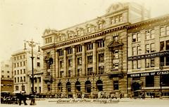 General Post Office (vintage.winnipeg) Tags: winnipeg manitoba canada vintage history historic buildings postoffice
