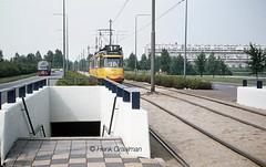 Sneltram (railfan3) Tags: amsterdam osdorp 1976 pietwiedijkstraat amsterdamsetrams amsterdamtrams cornelislelylaan openbaarvervoer tramhalte tramstop gemeentevervoersbedrijf gvb gvb873 gelenkwagen gelegeledetrams vintagetrams klassieketrams classictrams publictransport trams trolleys tram tramcars tramway tramwagens triebwagen trammetjes trammaterieel tramstramlijnen tramvoertuigen tramrijtuigen tramverkeer beijnestrams sneltrams streetcars strassenbahnwagen strasenbahn lightrail strasenbahnwagen lijn1 oudetrams oudewagens nederlandse nederland 851887