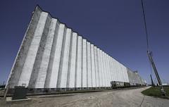 Impression of Hutchinson Kansas (LSallee) Tags: hutchinson kansas elevator grain