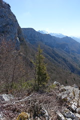 Col des Sauts @ Hike to Mont Veyrier & Mont Baron (*_*) Tags: annecy hike hiking hautesavoie 74 france europe savoie april 2018 spring printemps sunny morning randonnée montveyrier ridge crete mountain montagne trail viewpoint pointdevue
