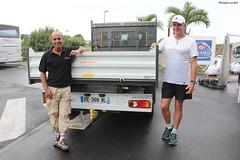 Komidi 2018 : l'équipe de transport de Saint-Philippe (philippeguillot21) Tags: komidi festival camion saintemarie gillot aéroport rolandgarros réunion france outremer indianocean pixelistes canon