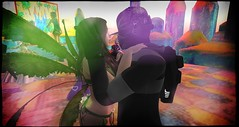 Cole and Colie at The Fantasy Faire Ball (ColeMarie Soleil (Cole's Corner)) Tags: random cole colemarie soleil fantasy faire 2018 secondlife sl fairelands ball