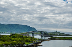 (samujjwalsahu) Tags: lofoten lofotenislands norway landscape nordic roadtrip nature friends mountains sea ocean norwegian islands blue green summer 2016