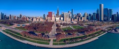 Prevailing (Zouhair Lhaloui) Tags: aerial chicago cityscapes architecture noperson outdoors usa illinois buildings dronefootage zouhairlhaloui 2018 city urban day sky