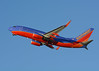 Southwest Airlines Boeing 737 N284WN (RivetsnFeathers) Tags: airliner airplane plane jet aircraft aviation airport msp