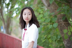 _SO11157 (mem_studio) Tags: 女子高校 日系攝影 girl graduation senior high school student
