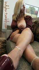 Indyhw - do you like my anklet? (2jawns) Tags: indyhw hotwife hot wife married woman lady classy sexy beautiful pretty mom mama mother hotmama hotmom mothersday milf flash flashing tits bigtits boobs bigboobs bewbs boobies bigboobies curves tatas blonde blondemilf prettyhair model tan legs anklet heels opentoe wedding ring weddingring nails manicure layingout relaxing toes babe hottie lips vote contest nipple necklace maroon burgundy footrub massage