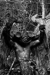 underworld guardian (Mauricio Silerio) Tags: surreal surrealisme surrealismo surrealism portrait mayan prehispanic traditional tradition folklore sony alpha mexico mexic mexique mexican mexicain messico minotauro bull