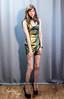 Christina Naye's Golden Sexy Dress (Christina Naye) Tags: christinanaye femboy crossdressing crossdresser trap