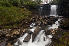 Middle Falls of Hills Creek (Ken Krach Photography) Tags: fallsofthehillscreek westvirginia