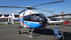 ILA - Berlin Airshow 2018 (Neuwieser) Tags: ila 2018 berlin airshow schönefeld luftfahrt airbus helicopter ec 135 act fhs eurocopter messe expo trade aviation aircraft jet jets heli