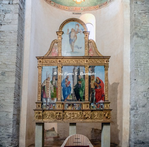 Aquileia (UD), 2018, La Basilica di Santa Maria Assunta.