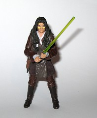 VC85 quinlan vos star wars the vintage collection star wars expanded universe and the phantom menace 2012 hasbro n (tjparkside) Tags: quinlan vos mos espa star wars vintage collection tvc vc vc85 85 expanded universe eu episode 1 i one phantom menace tpm lightsaber hilt blaster pistol robe jedi tatooine desert basic action figure figures hasbro 2012 holster dark horse comic comics book books clone kenner
