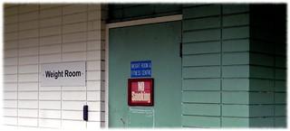 Seaview Activity Centre Weight Room in Port Alice - Sony DSC-HX300