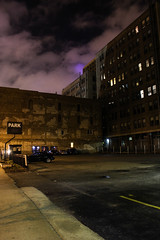 untitled (jlcarroll7) Tags: chicago night photography 2018 south loop downtown canon dslr