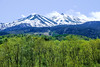 Mt.Norikura and fresh green (peaceful-jp-scenery (busy)) Tags: fujifilm xt20 xf1855mmf284rlmois norikura matsumoto nagano japan mountain 乗鞍高原 風景 松本 長野 日本