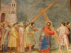 Cappella degli Scrovegni - Padova 3 (anto_gal) Tags: veneto padova 2018 cappella scrovegni affreschi giotto pittura
