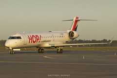 [Bordeaux] CRJ-700 HOP - Air France (gauthierbonnet) Tags: bod lfbd hop air france crj700