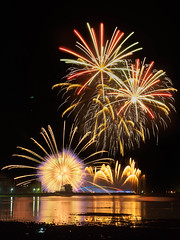 P4190358_Magong (Mark thanks for 2,000,000+ views) Tags: fireworks 澎湖 花火節