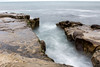 Rocks at La Jolla (Photos By Clark) Tags: california lajolla cities canon60d subjects beachshots canon2470 unitedstates location sandiego northamerica locale places where us lightroom pacific long exposure