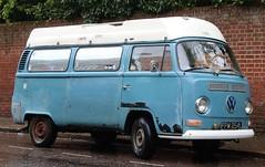 FPM 854L (Nivek.Old.Gold) Tags: 1972 volkswagen camper 1584cc crossoverbay