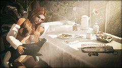[time spent with cats is never wasted … ♪♫] (Charlie Namiboo) Tags: secondlife charlienamiboo cat sunday morning sunshine