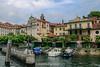 Porto (Andrea Giglioli) Tags: porto isola isolabella barca lago lagomaggiore weekend paesaggio vita chiesa canon eos 750