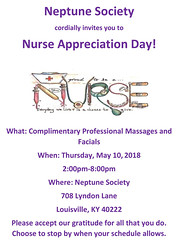 Neptune Society - Louisville, KY: Nurse Appreciation Day