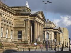 Walker Art Gallery, Liverpool (PaChambers) Tags: walker art galllery architecture liverpool england uk scouse merseyside gardens park urban limestreet city historic