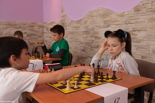Grand Prix Spółdzielni Mieszkaniowej V Turniej-78