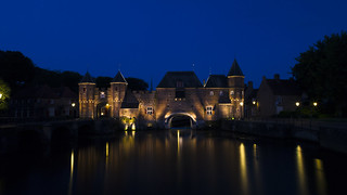 Koppelpoort - Amersfoort long exposure